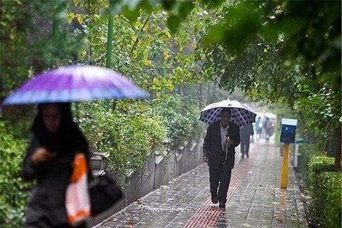 بارش بهاری