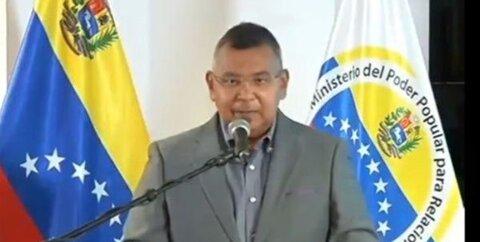 وزیر کشور ونزوئلا
