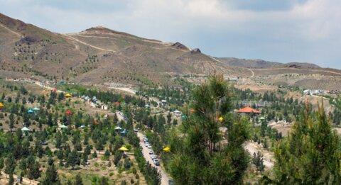 قله زو- کوهستان پارک خورشید
