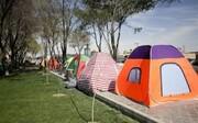 چادر زدن در بوستانهای شهرکرد ممنوع است