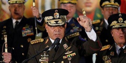 وزير دفاع ونزوئلا