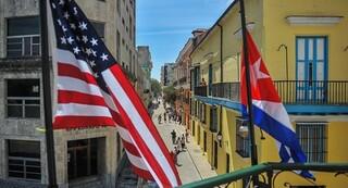کوبا و آمریکا