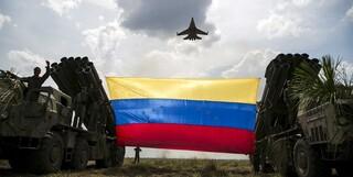 رزمایش موشکی ونزوئلا