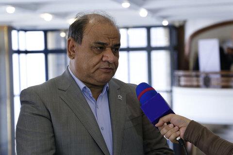 رییس کمیسیون صنعت اتاق بازرگانی خراسان رضوی