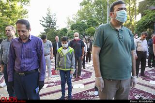 نماز عید سعید فطر در مشهد