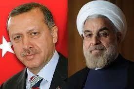 روحاني اردوغان