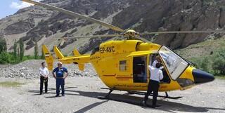 هلیکوپتر اورژانس