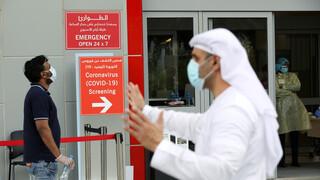 کرونا در امارات