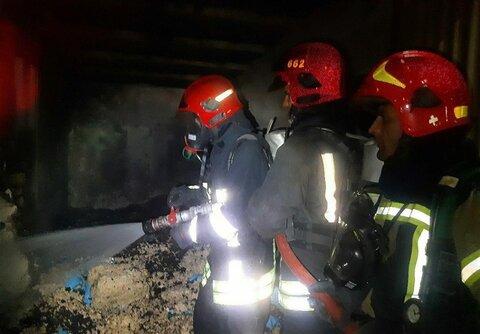 مدیرعامل آتشنشانی شهر مشهد
