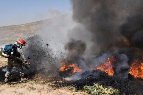فرمانده یگان حفاظت منابع طبیعی و آبخیزداری خراسان رضوی