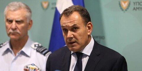 نیکوس پانایوتوپولوس وزیردفاع یونان