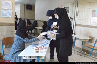 نخستین روزآغازامتحانات نهایی دانش آموزان استان