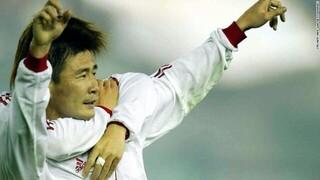چین فوتبالیست