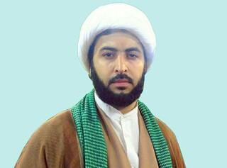 حجت الاسلام صالحی - کراپشده