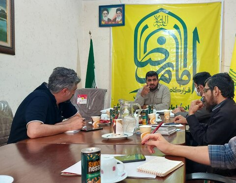 رئیس قرارگاه جهادی امام رضا (ع) خوزستان