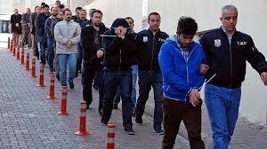 بازداشت ترکیه گولن