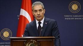 حامی آکسوی سخنگوی وزارت امور خارجه ترکیه