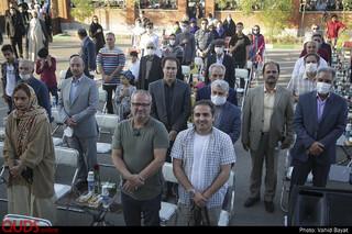 حضور عوامل سریال بچه مهندس در موسسه خیریه گلستان علی علیه السلام