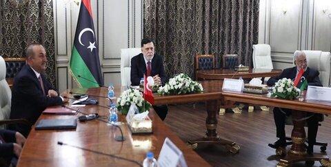 لیبی ترکیه