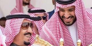 بن سلمان ملک سلمان ولیعهد عربستان