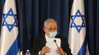 نتانیاهو کرونا اسراییل