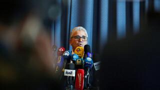 فتحی باشاغا، وزیر کشور دولت وفاق ملی لیبی
