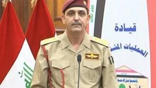 سخنگوی ارتش عراق