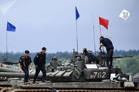 تانک روسیه