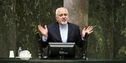 ظریف: برای دفاع از خودمان حاضر نیستیم حرفهایی بزنیم که برای منافع ملی مناسب نیست
