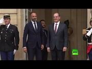 دولت جدید فرانسه فردا معرفی میشود/ ادوار فیلیپ شهردار شد