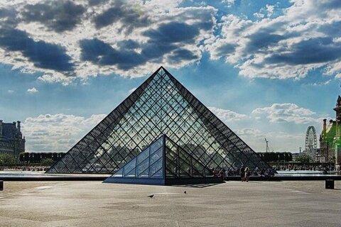 موزه «لوور» پاریس
