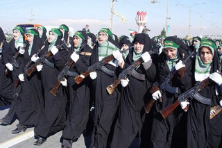 هفته عفاف حجاب بسیج زنان