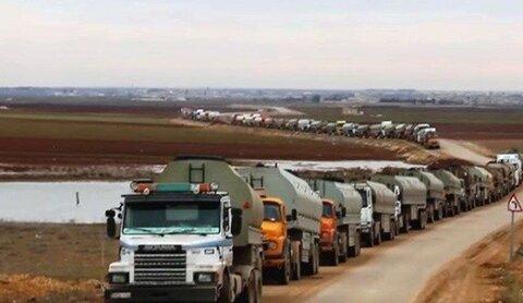 قاچاق نفت سوریه