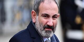 نیکول پاشینیان نخستوزیر ارمنستان