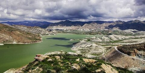 سد تبارک - دره یوسفخان قوچان