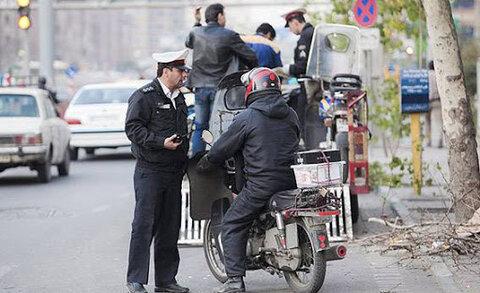 رئیس پلیس راهور خراسان رضوی