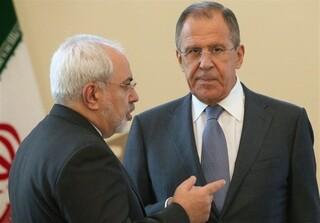 مذاکرات لاوروف ــ ظریف