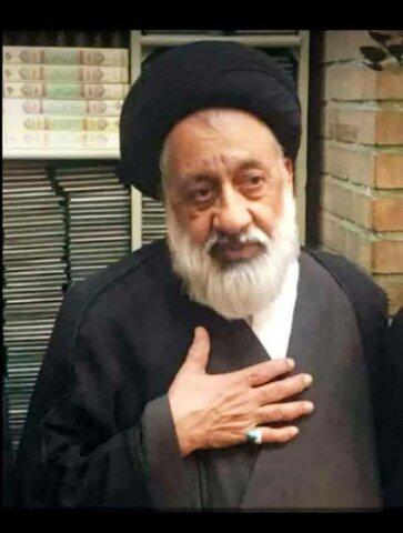 مرحوم حجت الاسلام حسن طباطبایی شیرازی