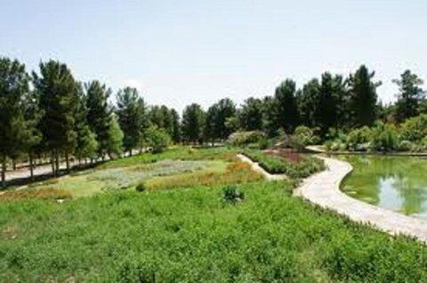 بزرگترین باغ گیاه شناسی شرق کشور