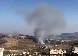 درگیری در مرز لبنان و اسرائیل