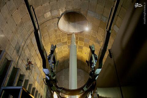 پرتاب موشک از زیر زمین