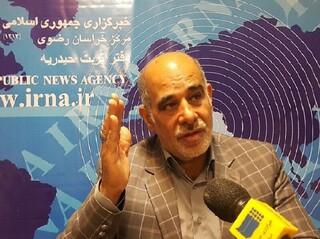 رییس کمیسیون اقتصاد شورای اسلامی شهر تربتحیدریه