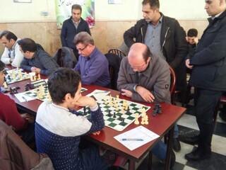 رییس هیات شطرنج خراسان رضوی