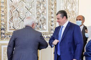 دیدار ظریف و رئیس کمیته سیاست خارجی دوما - کراپشده