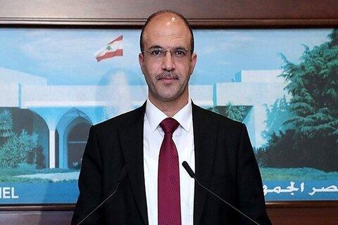 وزیر بهداشت لبنان