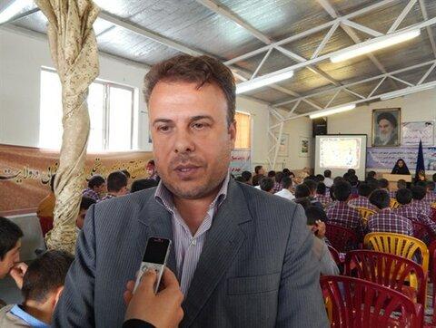 امندی مسئول بسیج سازندگی زنجان