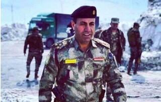فرمانده عراقی