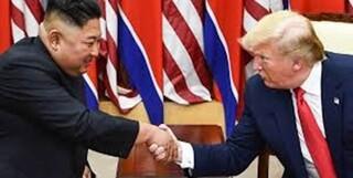 ترامپ و کیمجونگ