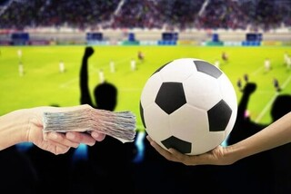 رشوه در فوتبال
