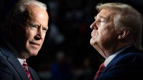 بایدن و ترامپ